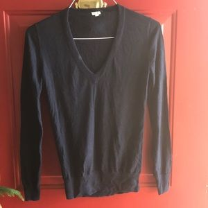 J crew cotton Lightweight sweater